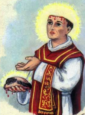 Saint Piaton of Tournai