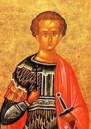 sveti Polievkt - mučenec