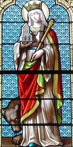 Saint Richardis of Andlou