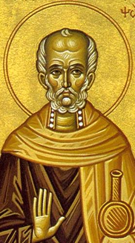 sveti Samson - duhovnik