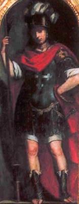 Saint Secundus the Theban