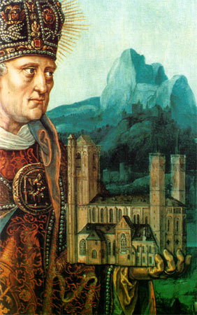 Saint Severinus of Cologne