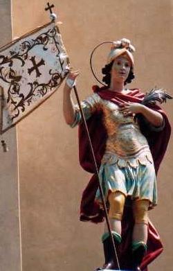 Saint Sosthenes of Chalcedon