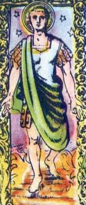 sveti Tiburcij - mučenec
