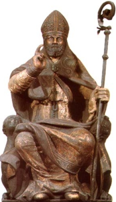 Saint Titian of Oderzo