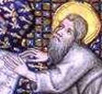 15th century illustration of Saint Valery of Leucone