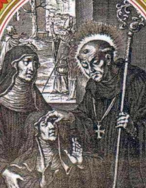 Saint Wulstan of Worcester