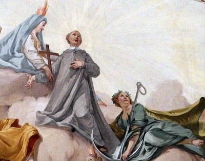 Saints Marinus and Arianus of Wilparting