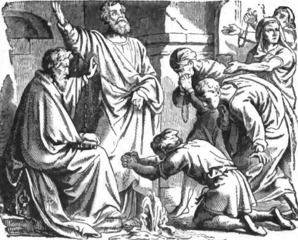 Saints Peter and Paul in Prison