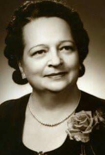 Servant of God Cora Louise Evans