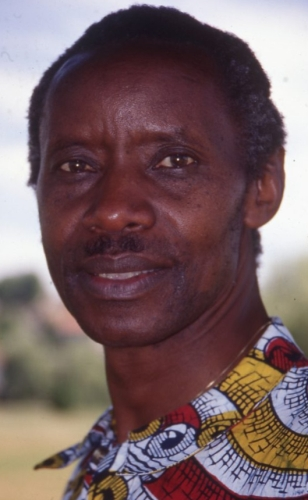 Servant of God Cyprien Rugamba