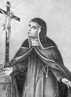 Sister Maria Lorenza Longo