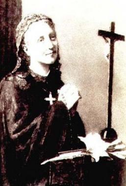 Sister Maria Rosa Carafa