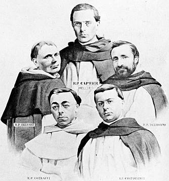 The Martyrs of Arcueil