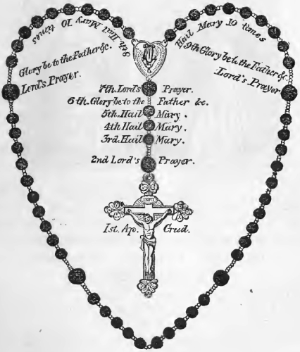 The Rosary, with Illustrations and Meditations