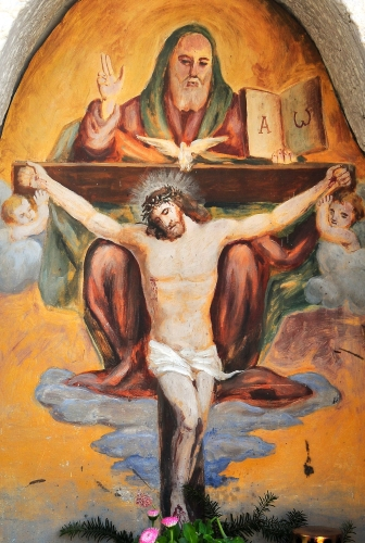 Image result for blessed trinity
