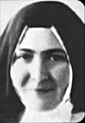 Venerable Isabel Méndez Herrero