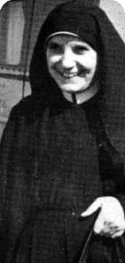 Venerable Thecla Merlo, date and photographer unknown