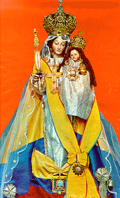 Virgin of Quinche