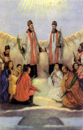 Martyrs of Zhili