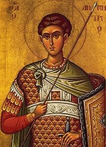 Saint Demetrius of Sermium