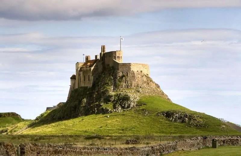 Lindisfarne, England