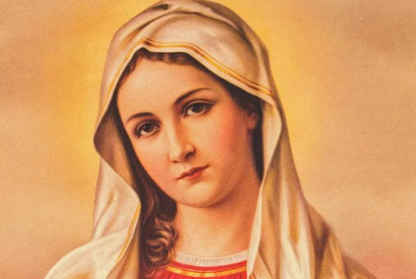 Consecration Prayer to Mary