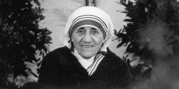 Daily prayer of Mother Teresa