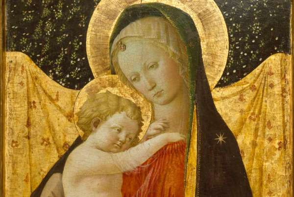 do you trust in the blessed virgin Mary?