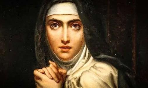 5 Pithy sayings of St. Teresa of Avila