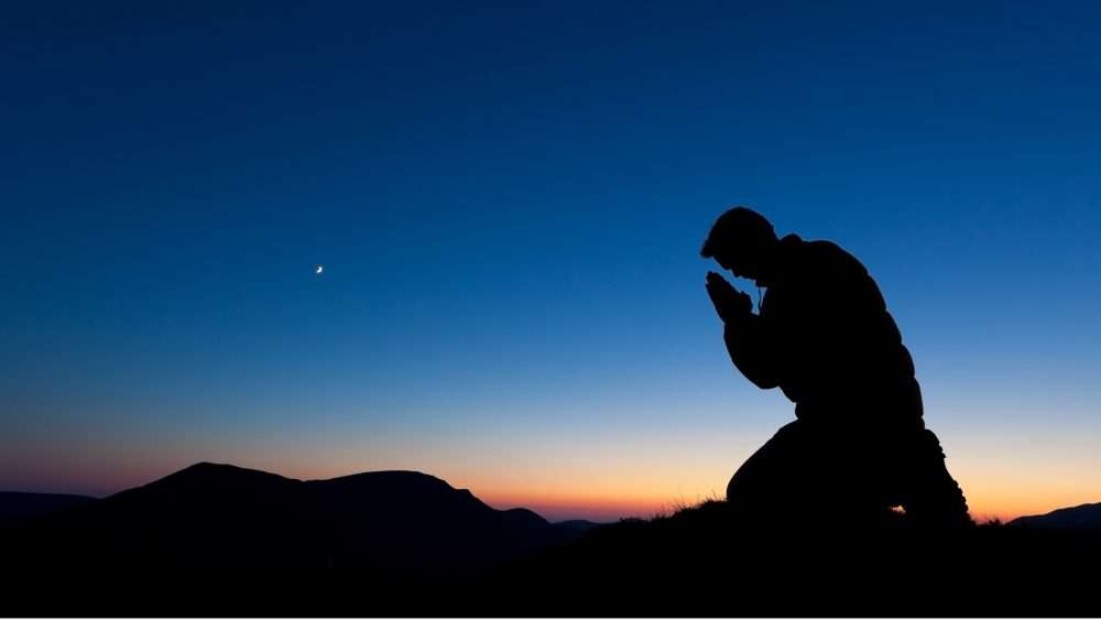 Night prayer to protect yourself from evil