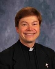 Fr. David Lawrence, St. Dominic Parish Priest
