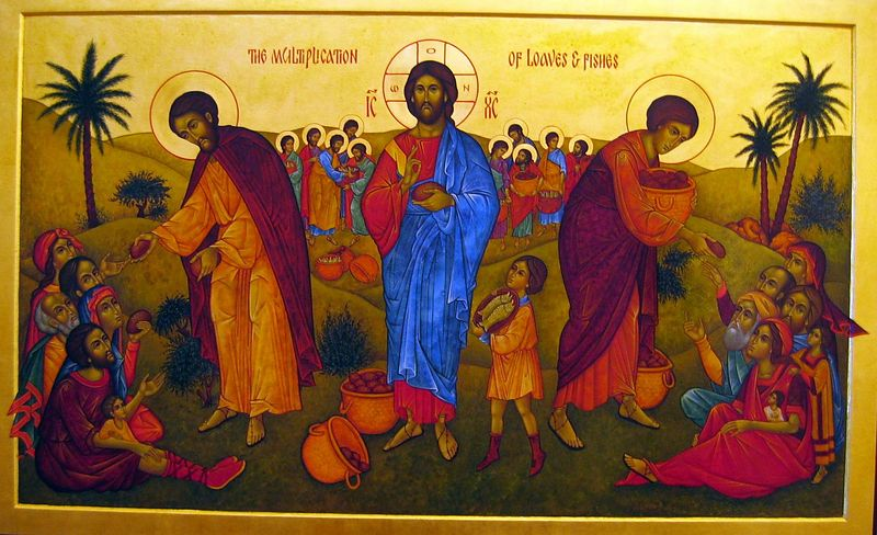 Homily Reflection 17th Sunday of Ordinary Time B:  THE MIRACLE OF THE LOAVES AND FISH. LITTLE THINGS