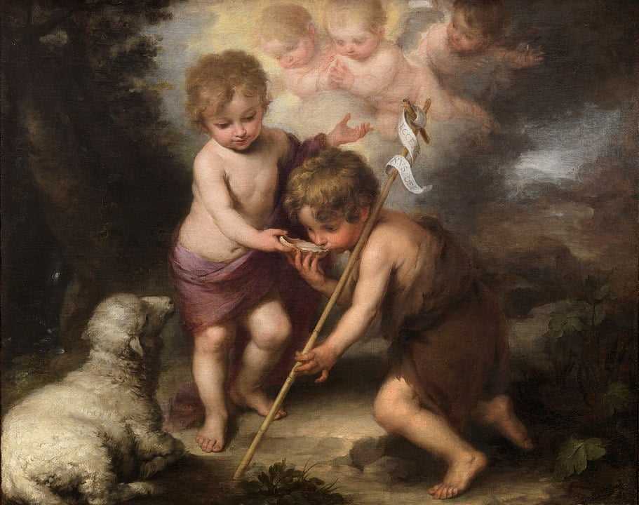 DAILY GOSPEL COMMENTARY: THE DEATH OF JOHN THE BAPTIST (Mt 14:1–12).