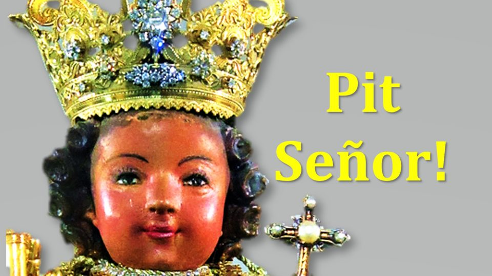 HAPPY FEAST OF SANTO NIÑO DE CEBÚ!