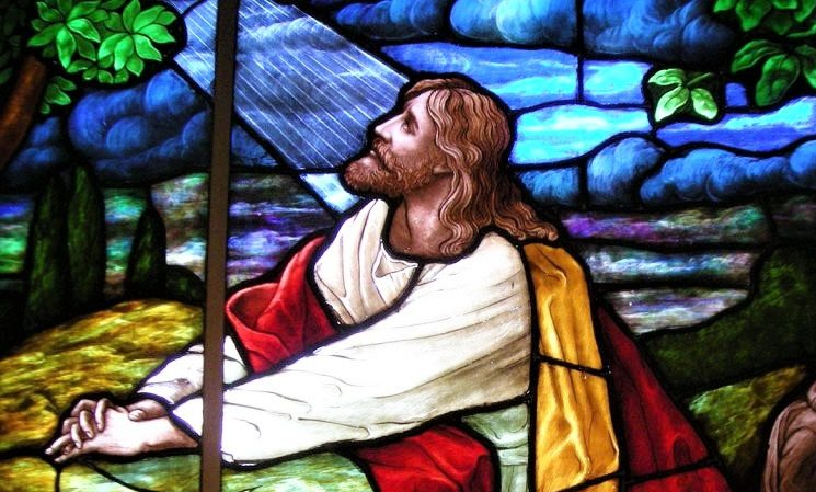 DAILY GOSPEL COMMENTARY: THE PRIESTLY PRAYER OF JESUS 1 (Jn 17:1–11a).