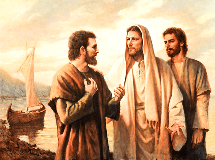 DAILY GOSPEL COMMENTARY: THEY DID NOT WELCOME HIM (Lk 9:51-56).