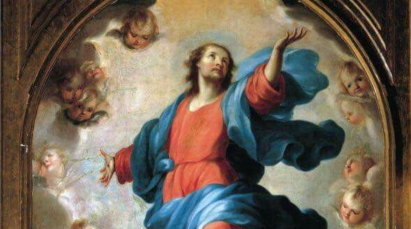 POPE FRANCIS HOMILY ON THE ASCENSION OF OUR LORD 2021