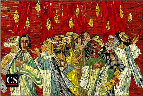 Holy Spirit, Pentecost, Evangelize
