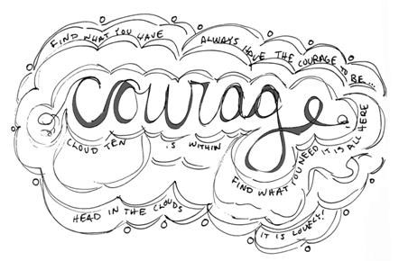December Virtue of the Month – Courage