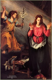 Annunciation of Mary Catholic