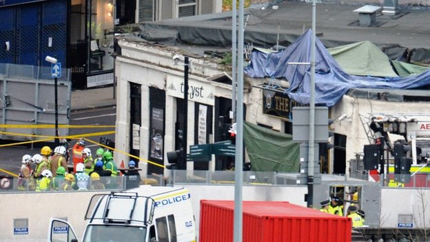 Glasgow Crash: does human tragedy make God more present in the world?