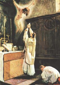 """""""Do you realize that Jesus is there in the tabernacle expressly for you - for you alone?"""" St.Thérèse of Lisieux"""