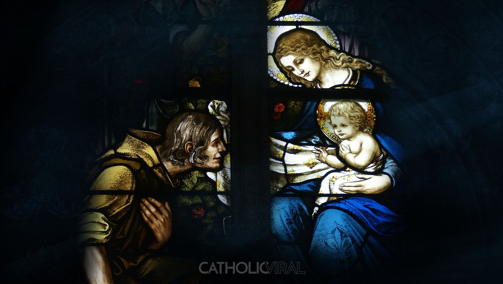 Wallpapers Of Jesus Christ With Quotes 17 Stunning Stained Glass Windows Of The Nativity Hd