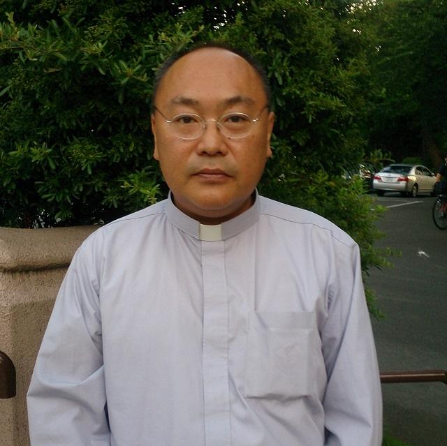 岡野充良神父