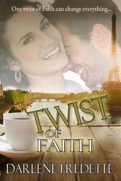 Twist of Faith cover - Darlene Fredette