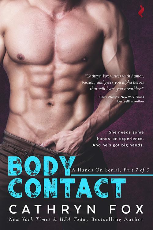 Book Cover: Body Contact (Book 2)