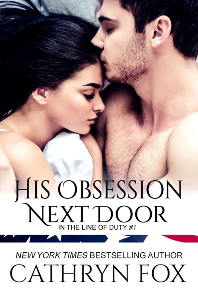 Book Cover: His Obsession Next Door (Book 1)