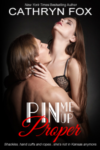 Book Cover: Pin Me Up Proper