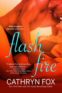 Book Cover: Flash Fire (Book 3)